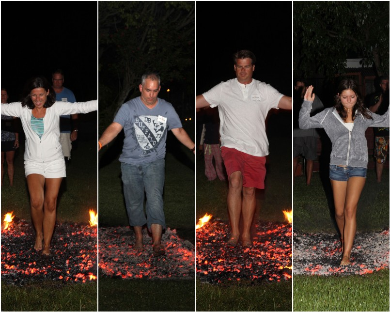 Firewalk with Fire Power Seminars