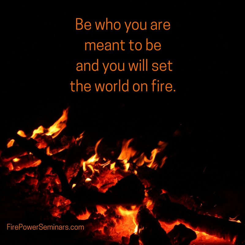 Ignite the Fire Within through Fire Walking with Fire Power Seminars