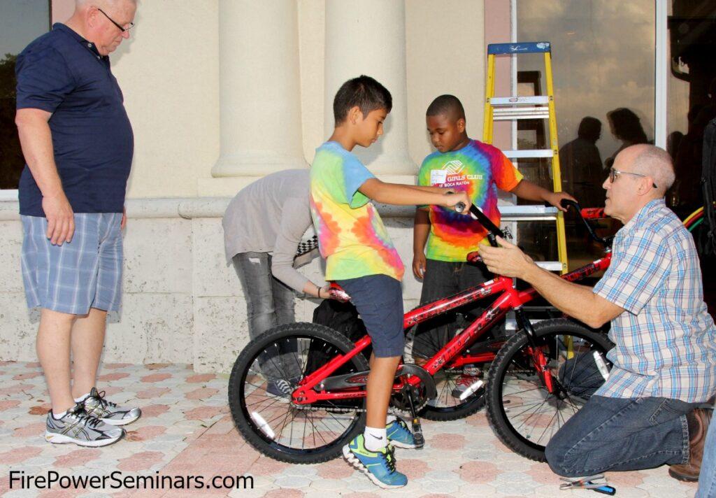 Build a Bike Team Building Event 2