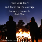 Four Steps to Overcoming Fear With Positive Thought and Action