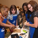 NFWL Participants Building Bikes for Charity Bike Team Building