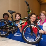 Women Legislators Charity Bike Team Building