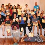 Fire Power Seminars Board Breaking Event with Bill Hansen Catering Corporate Retreat