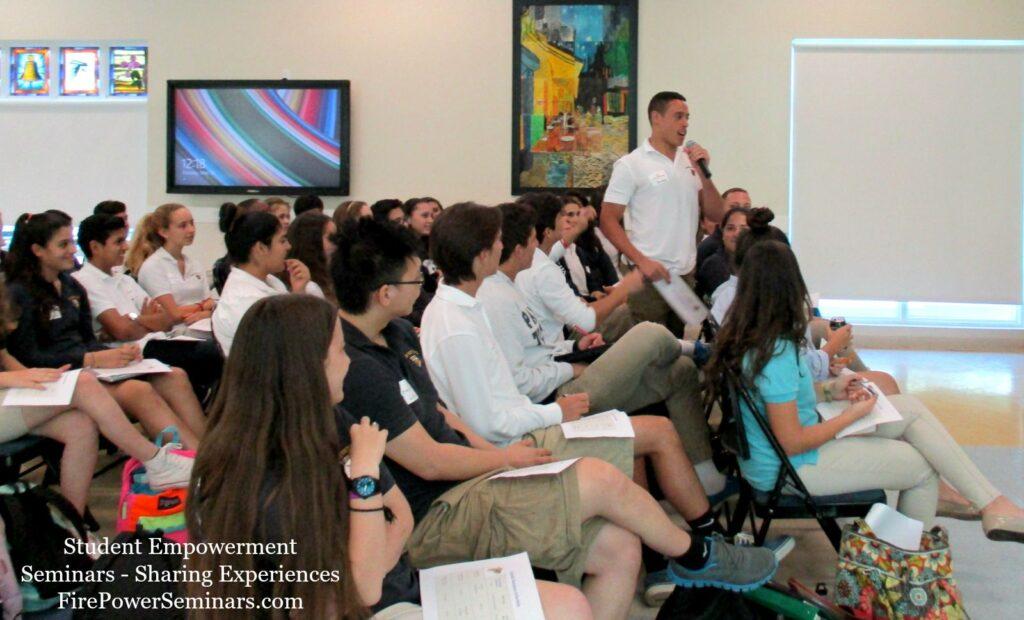 Fire Power Seminars Student Empowerment Seminars - Student Communication Skills