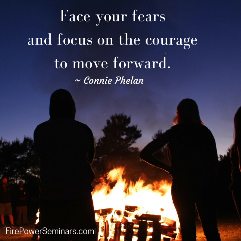 FPS Connie Fears Quote